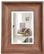Anker Brown Curve Frame - A4